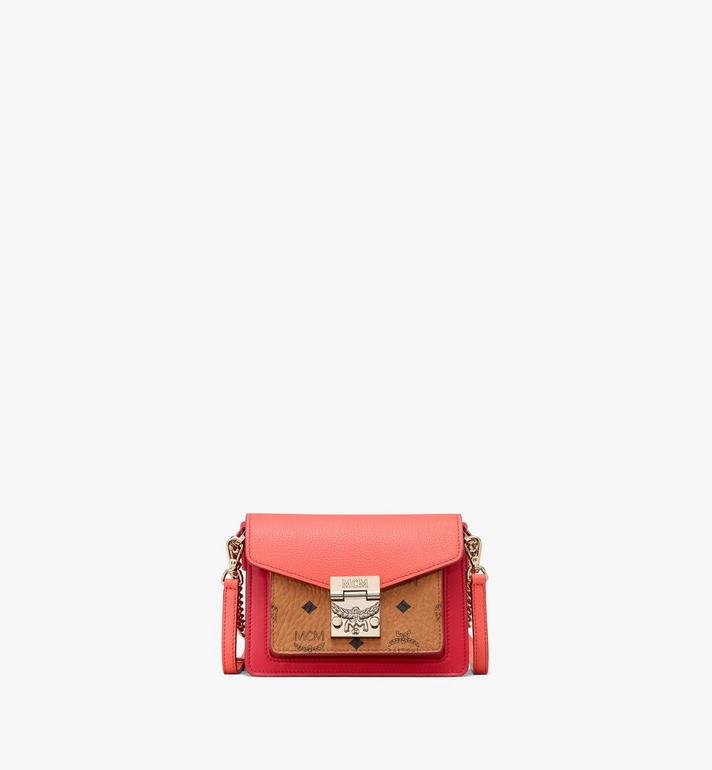 MCM Patricia Crossbody in Color Block Visetos Alternate View