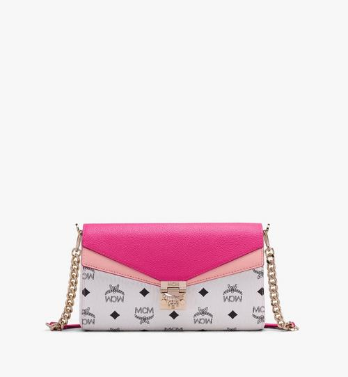 Millie Crossbody-Tasche in Colorblock-Visetos