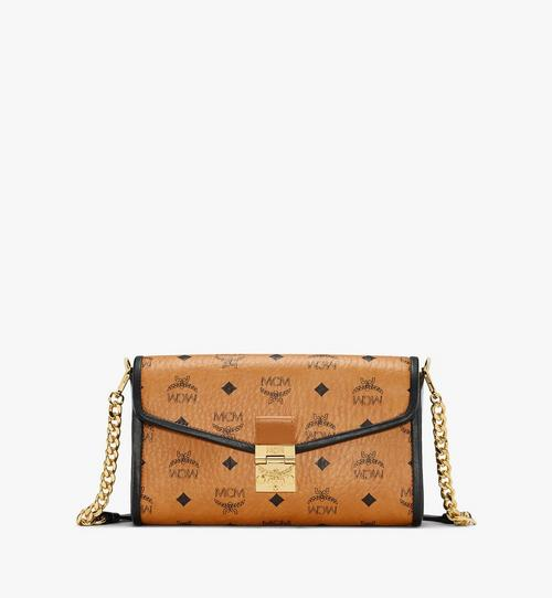 Millie Crossbody in Visetos Leather Block