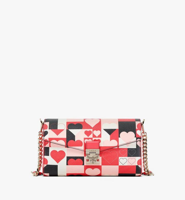 MCM Millie Crossbody in Cubic Valentine Leather Alternate View