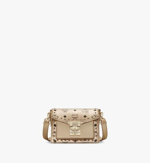 Patricia Crossbody in Studded Outline Visetos