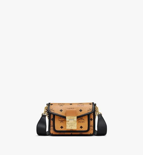 Patricia Crossbody-Tasche in Visetos Leather Block