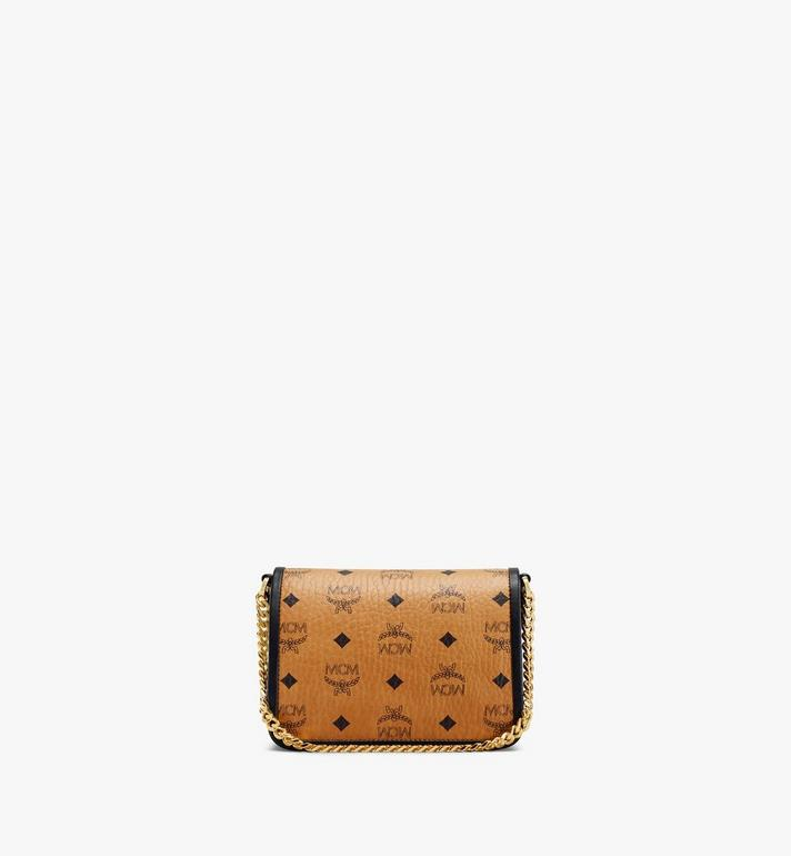 MCM Patricia Crossbody-Tasche in Visetos Leather Block  MWRAAPA07CO001 Alternate View 4