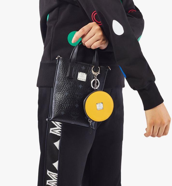 MCM กระเป๋าครอสบอดี้ Essential ลาย Visetos Black MWRAASE03BK001 Alternate View 8