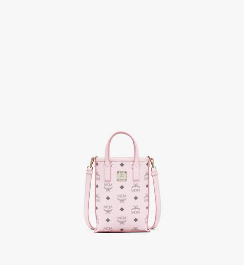 Essential Crossbody Bag in Visetos