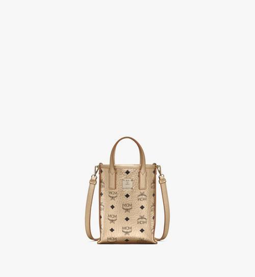 Essential Crossbody Bag in Visetos