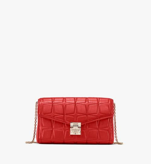 Millie Crossbody in Quilted Leather
