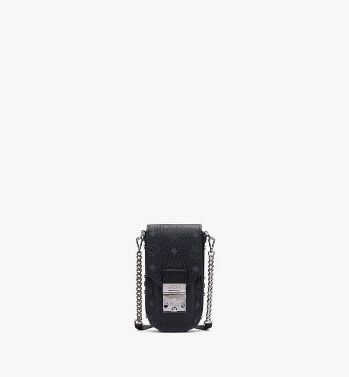 MCM Patricia Mini-Crossbody-Tasche in Visetos Alternate View