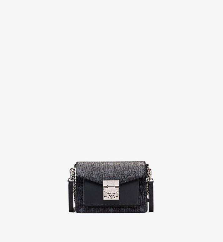 MCM Patricia Crossbody in Visetos Alternate View