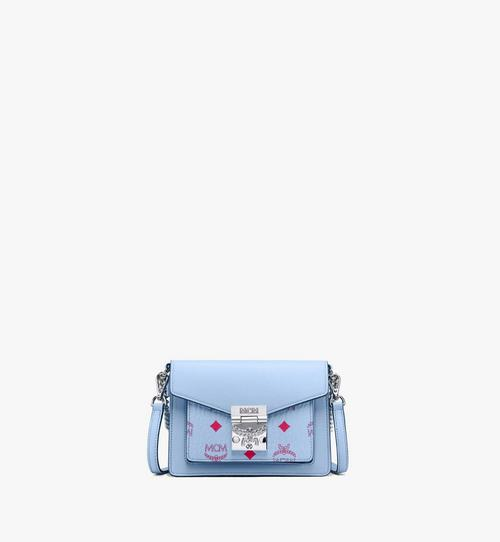 Patricia Colorblock-Crossbody-Tasche in Visetos