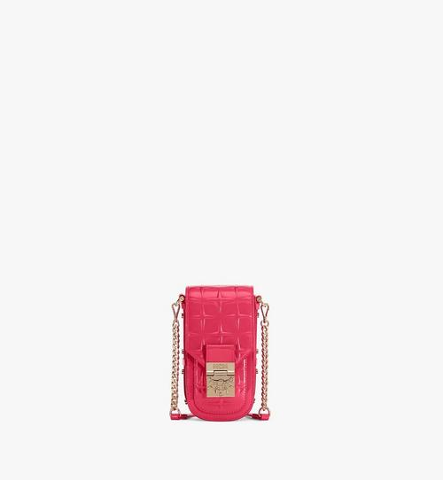 Patricia Crossbody in Diamond Patent Leather