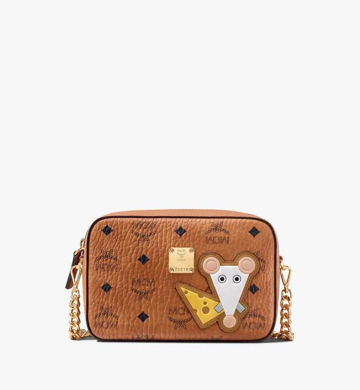 MCM Year Of The Mouse Crossbody-Tasche Alternate View