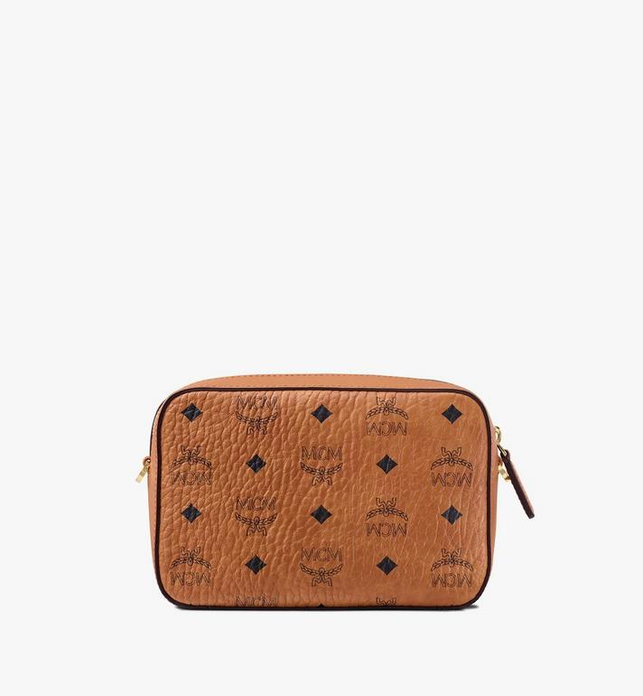 MCM Year Of The Mouse Crossbody-Tasche Cognac MWRASXL01CO001 Alternate View 3