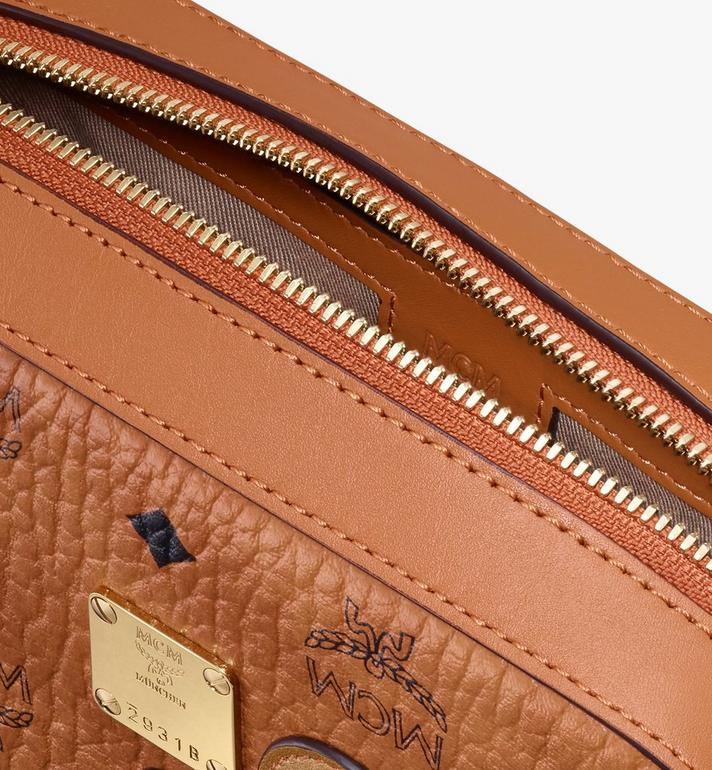MCM Year Of The Mouse Crossbody-Tasche Cognac MWRASXL01CO001 Alternate View 4