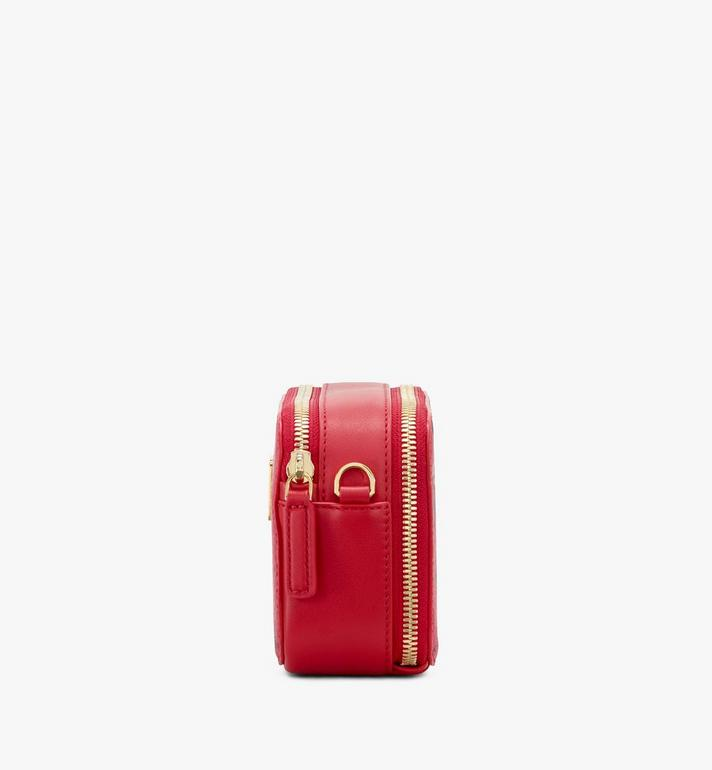 MCM Year Of The Mouse Camera Bag Red MWRASXL06RJ001 Alternate View 2