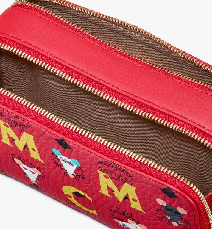 MCM 鼠年相機包 Red MWRASXL06RJ001 Alternate View 4