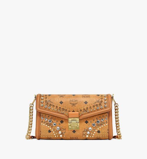 Millie Crossbody-Tasche in Diamond Visetos