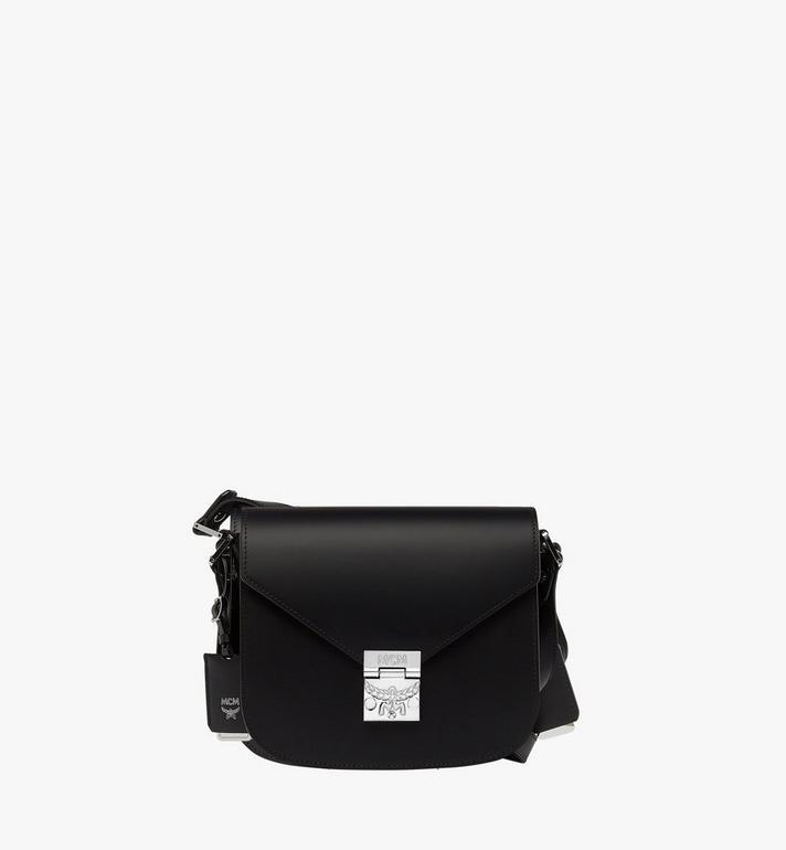 MCM Patricia Shoulder Bag in Vachetta Leather Alternate View