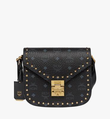 Patricia Studded Outline Shoulder in Visetos