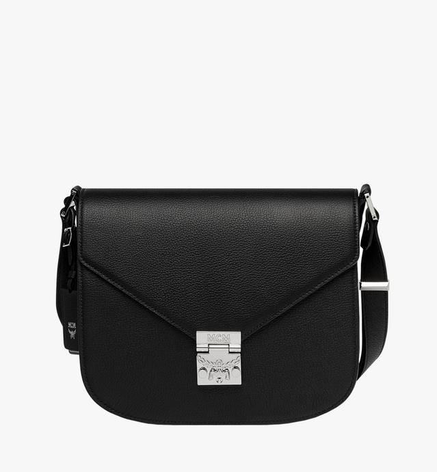 Patricia Shoulder in Grained Leather