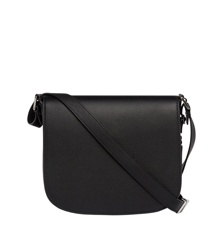MCM Patricia Shoulder in Grained Leather Alternate View 4