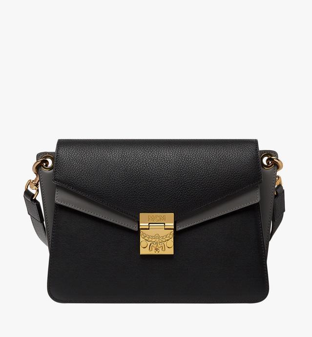 Mezzanin Shoulder Bag in Combi Leather