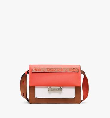 Milano Shoulder Bag in Calfskin Leather