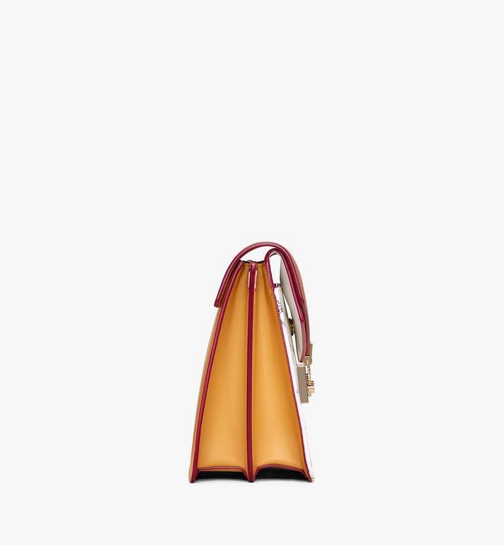 MCM Mezzanin Shoulder Bag in Colorblock Visetos Alternate View 2