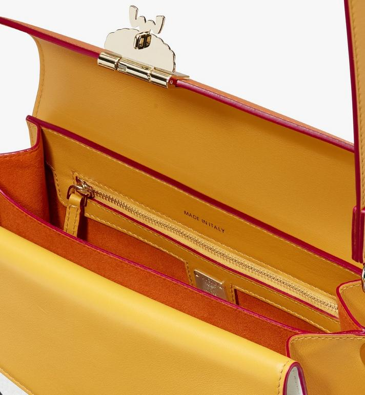 MCM Mezzanin Shoulder Bag in Colorblock Visetos Alternate View 4
