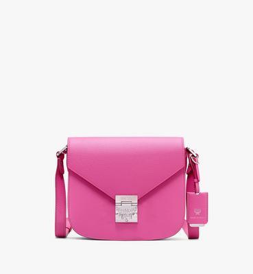 กระเป๋าสะพายไหล่ Patricia วัสดุหนัง Park Avenue