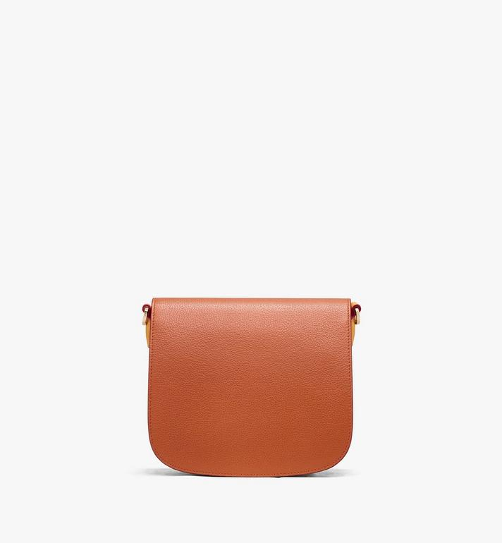 MCM Patricia Shoulder Bag in Color Block Leather Alternate View 3