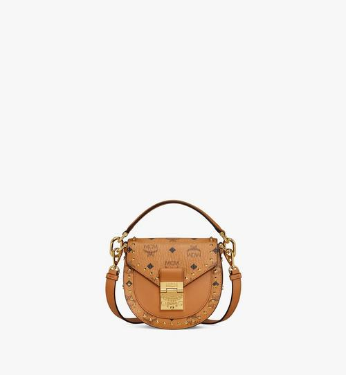 Patricia Shoulder Bag in Studded Outline Visetos