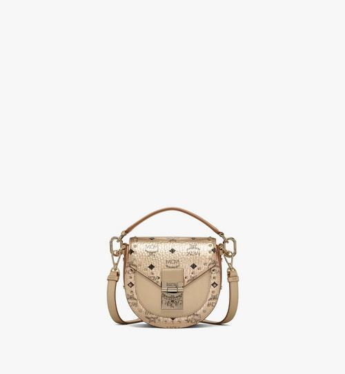 Patricia Shoulder Bag in Studded Outline Visetos