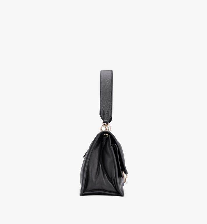 MCM Candy Shoulder Bag in Nappa Leather Black MWSASCY04BK001 Alternate View 2