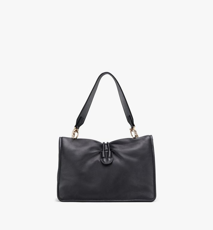 MCM Candy Shoulder Bag in Nappa Leather Black MWSASCY04BK001 Alternate View 3