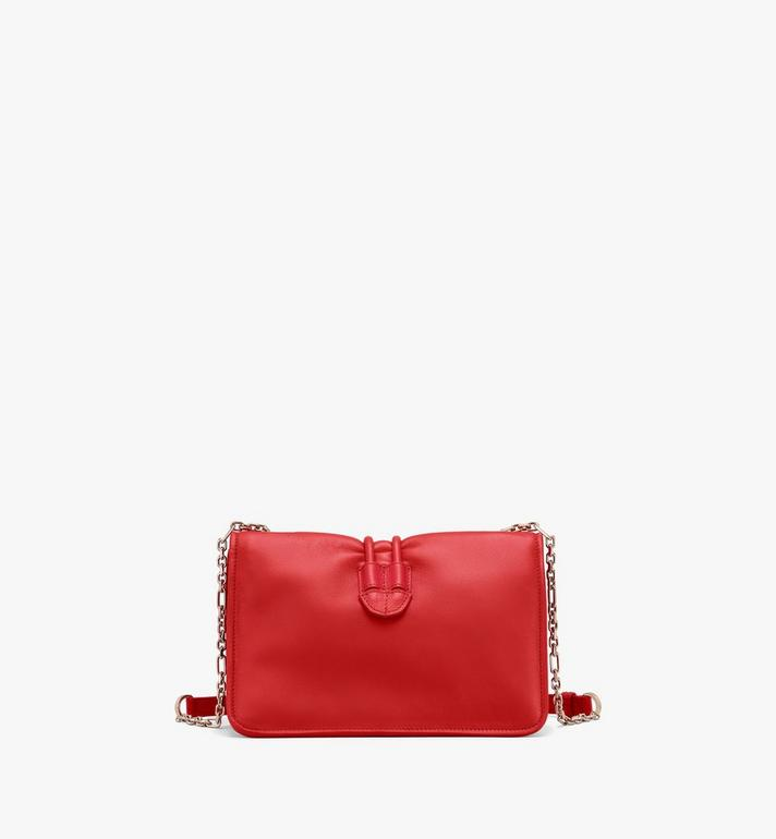 MCM Candy Shoulder Bag in Nappa Leather Red MWSASCY05R4001 Alternate View 3