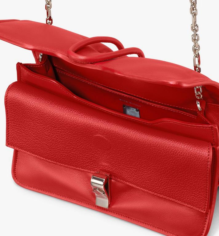 MCM Candy Schultertasche aus Nappaleder Red MWSASCY05R4001 Alternate View 4