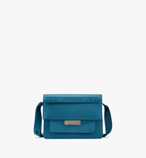 Milano Shoulder Bag in Goatskin Leather