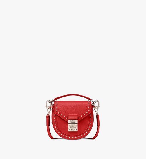 Patricia Shoulder Bag in Studded Park Ave Leather