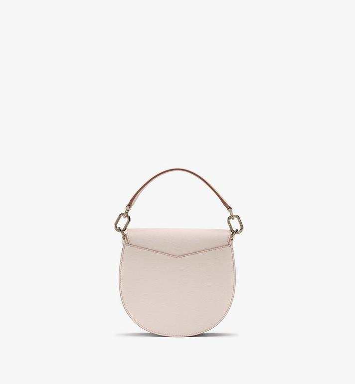 MCM Patricia Shoulder Bag in Park Avenue Leather Pink MWSASPA03IH001 Alternate View 3