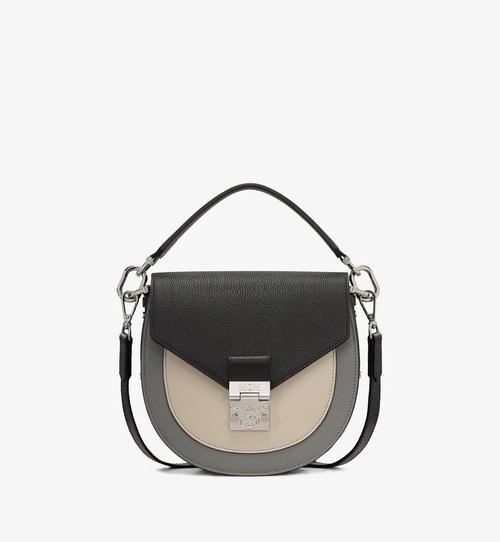 Patricia Shoulder Bag in Color Block Leather