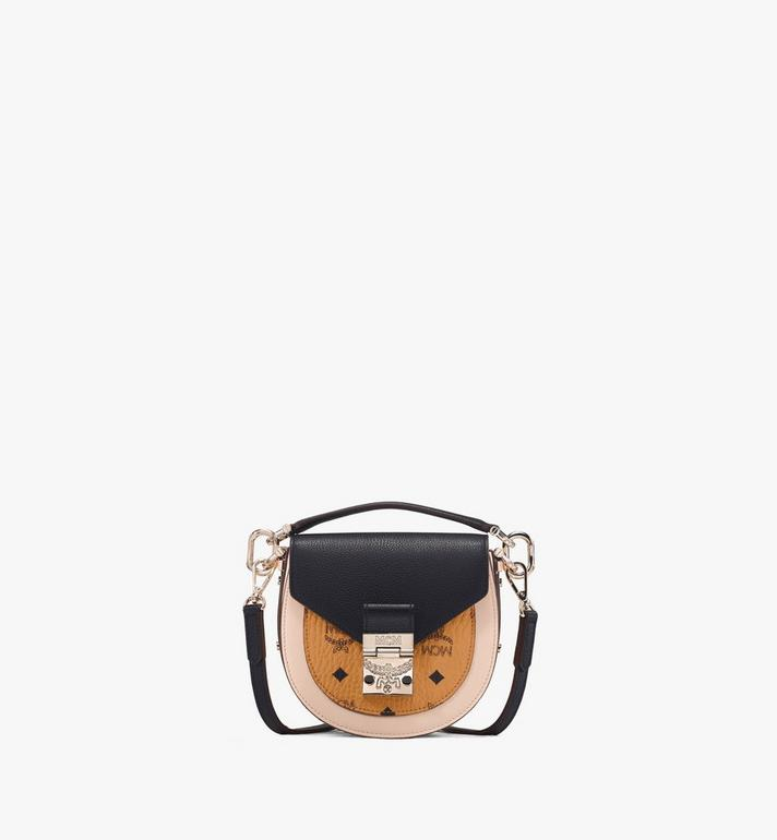 MCM Patricia Schultertasche in Colorblock-Visetos Alternate View