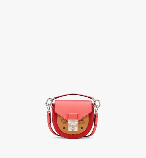 Patricia Shoulder Bag in Color Block Visetos