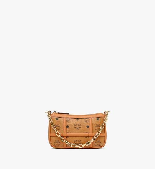 Delmy Shoulder Bag in Visetos
