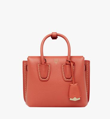 Milla Tote in Studded Outline Leather