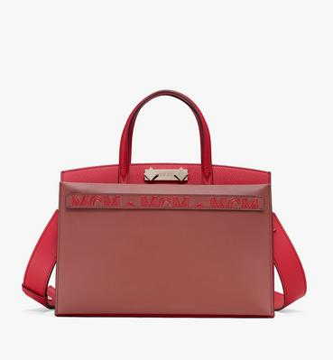 Milano Tote Bag in Calfskin Leather