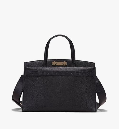 Milano Tote in Capra Leather