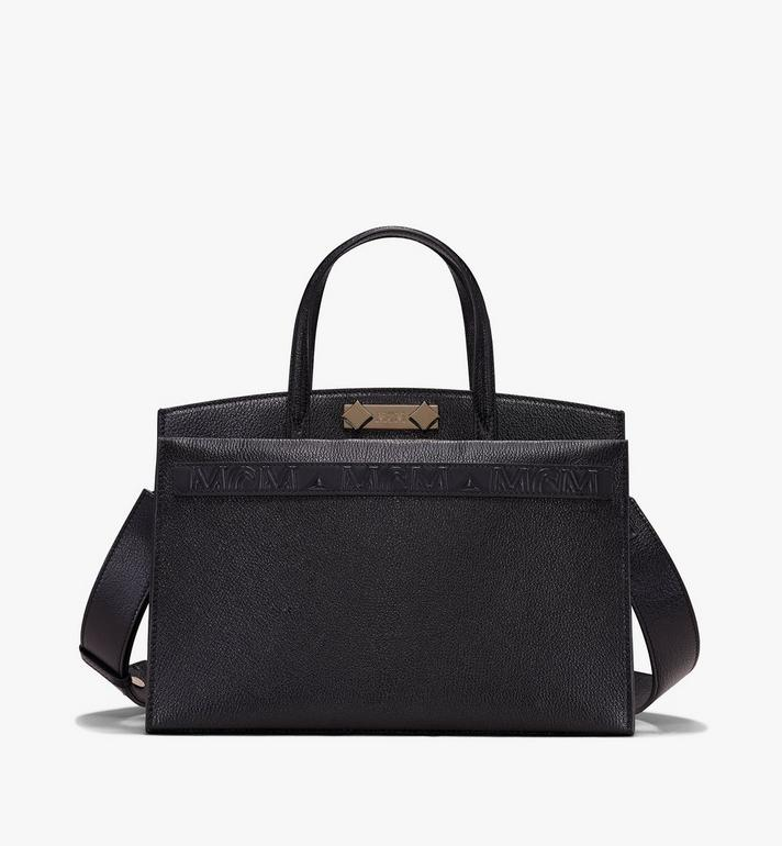 MCM Milano Tote in Capra Leather Alternate View