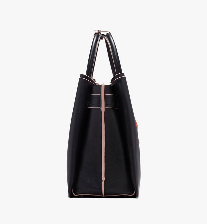 MCM Neo Milla Tote in Spanish Leather Alternate View 3