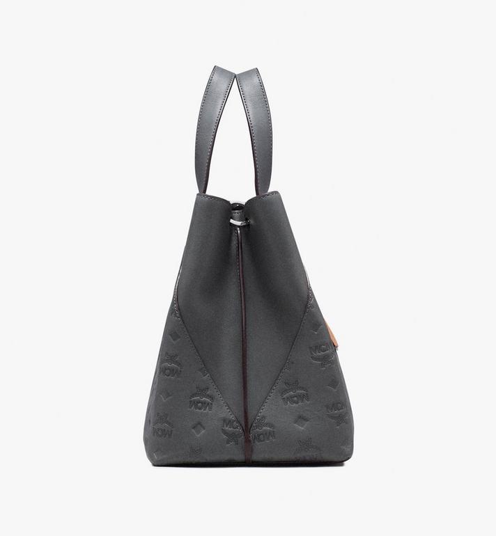 MCM Essential Tote Bag in Monogram Leather  MWT9ASE43EC001 Alternate View 2